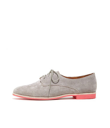 Mini Lace-Up Oxford