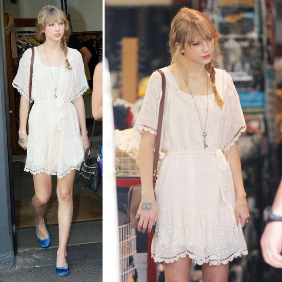Taylor Swift Breaks From Her Australian Tour to Go Shopping in Melbourne