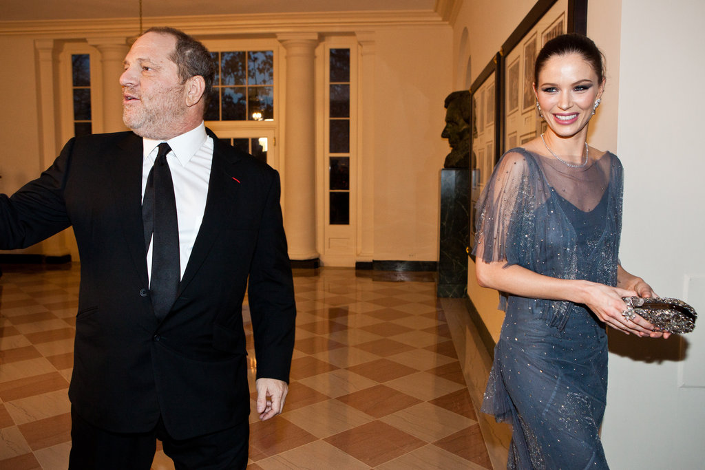 Georgina Chapman in Marchesa