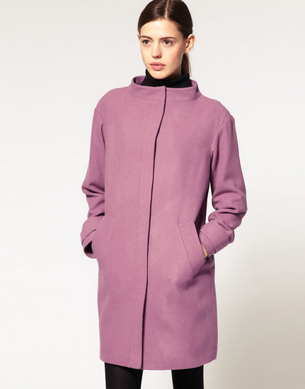 ASOS retro collar coat ($68, originally $170)