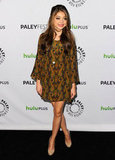Sarah Hyland at PaleyFest honoring Modern Family.