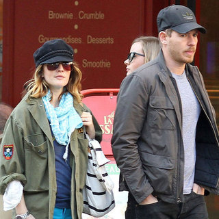 Drew Barrymore and Will Kopelman Pictures in Paris