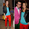 Jessica Alba at Kate Spade Party Pictures