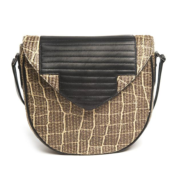 Reece Hudson No. 4 Shoulder Bag ($895)