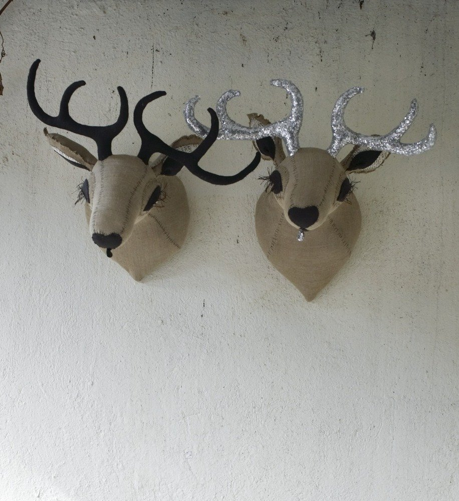 Tamar Mogendorff Deer Head ($485 Each)