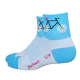 Defeet Petal Power Cycling Socks