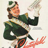 Vintage St. Patrick&#039;s Day Ads