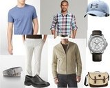 Fab Style Challenge: Men&#039;s Spring Break Layered Look 