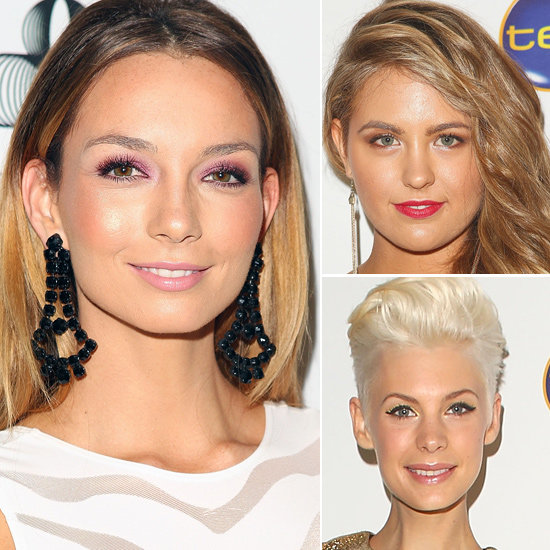 Ricki-Lee Coulter and Jesinta Campbell Get Grand Prix Glam!