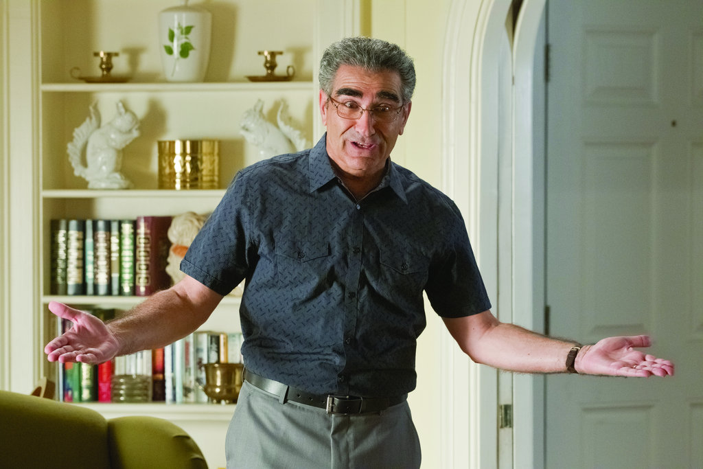 Eugene Levy as Jim's dad in American Reunion.  Photo courtesy of Universal Pictures