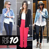 Best Celebrity Style March 12, 2012