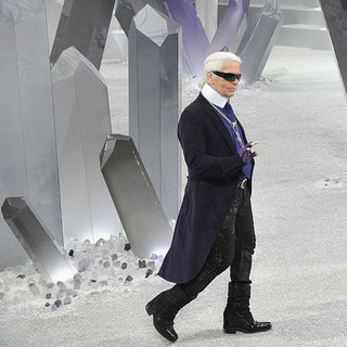 Karl Lagerfeld's Daily Routine Quotes