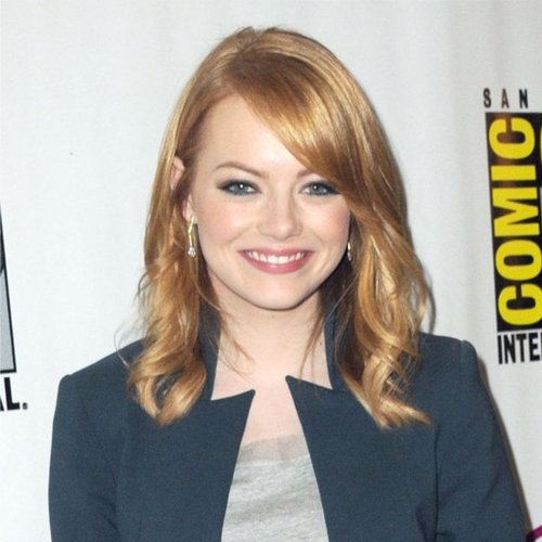 Emma Stone Goes Back to Blonde