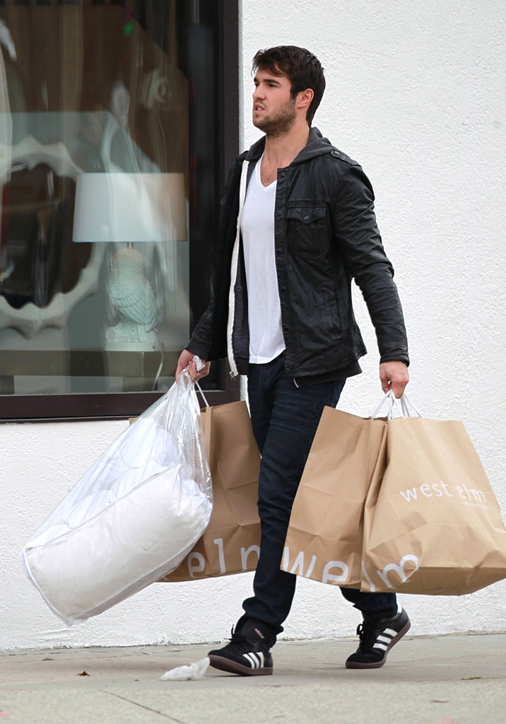 Joshua Bowman leaving West Elm.