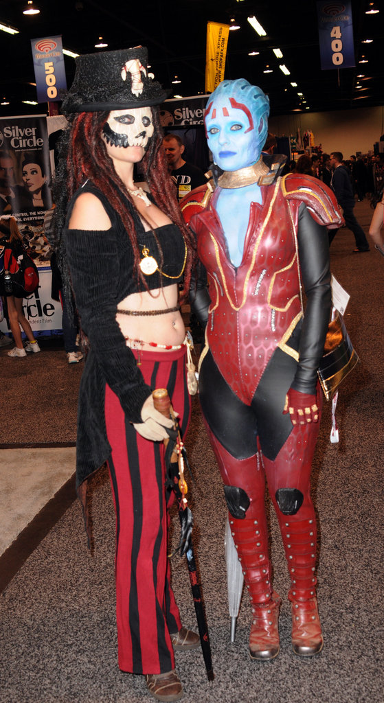 WonderCon 2012: Costume Inspiration