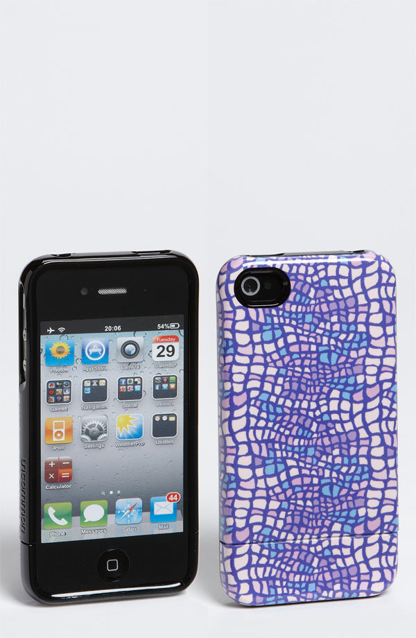 Uncommon Capsule iPhone 4/4S case ($42)