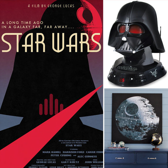 Welcome to the Dark Side: Darth Vader Goods For Your Home