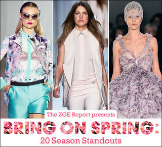 Rachel Zoe Spring Fashion Picks
