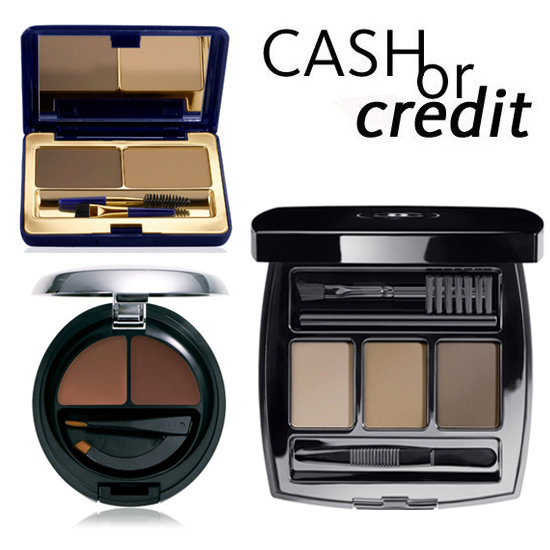 Cash or Credit: Eyebrow Kits For All Budgets