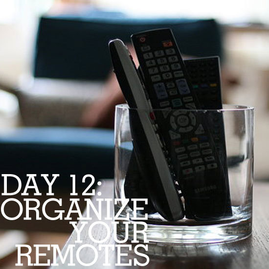 Even your coffee table needs a refresh. Wrangle your remotes in one of these fun ways.
