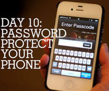 Speaking of passwords, have you password-protected your smartphone yet?