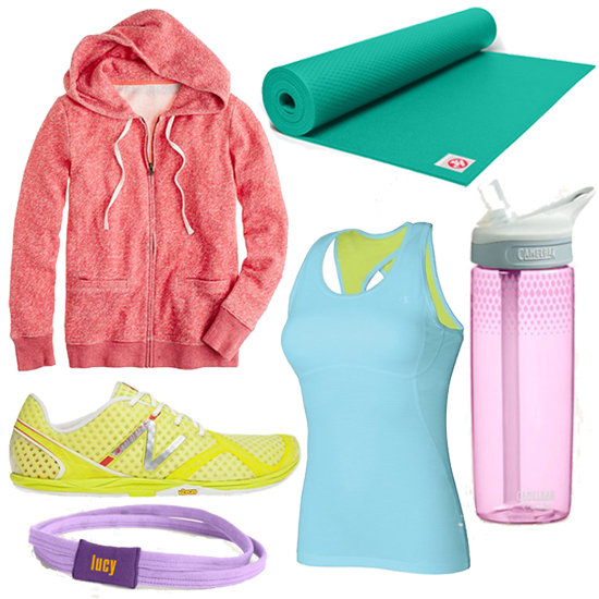 Spring Into the New Season With Easter-Egg Colored Fitness Gear