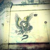 Dragon street art 2
