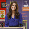 Kate Middleton First Public Speech Video