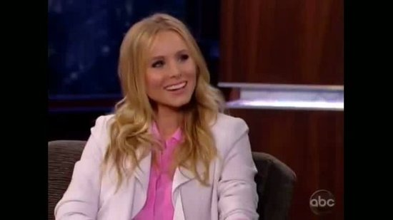 Video: Kristen Bell on Her Hunger Games Obsession and Reading the Series Out Loud to Dax