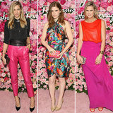 Celebrities at Ferragamo Signorina Party