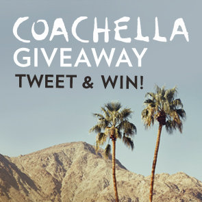 Tweet and You Could Be Headed to Coachella!