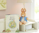 Peter Rabbit Book and Plush Set ($34)