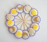 Easter Baby Cupcake Toppers ($10)