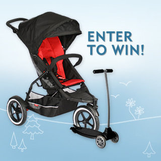 Phil and Teds Explorer Stroller Giveaway