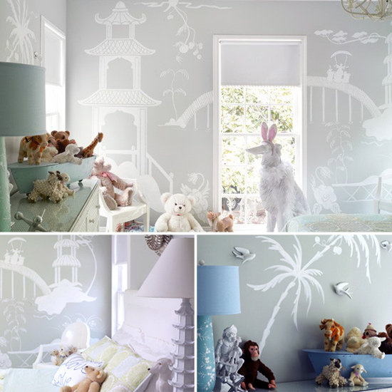 Chinoiserie Chic: Translating the Trend For Your Little Girl's Room