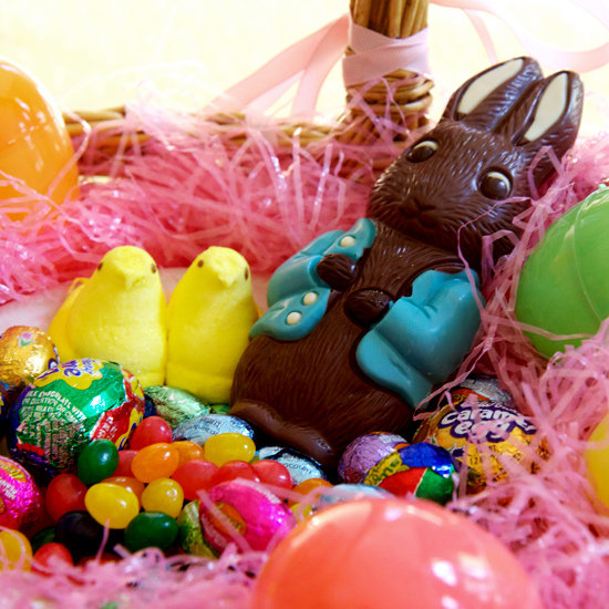 What 100 Calories Looks Like: Easter Candy