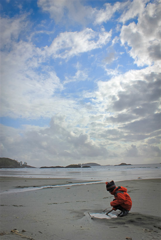 MacKenzie Beach, Tofino, BC