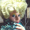 Effie Trinket&#039;s Nail Art: Pictures From Elizabeth Banks