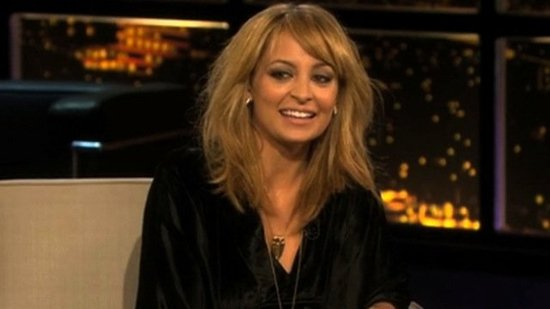 "Video: Bikini-Clad Nicole Richie on Her Son — ""Sparrow Is Me, He's Just Wild"""