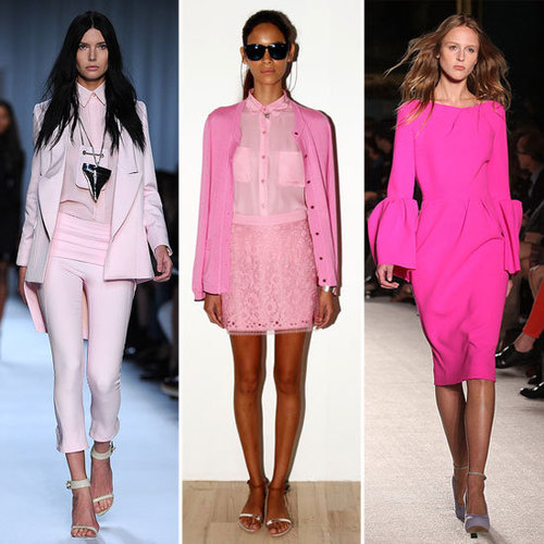 Spring 2012 Color Report: Pretty Pinks