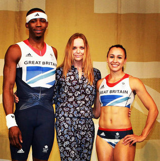 See Stella McCartney's Designs for the British Team's 2012 London Olympics Uniforms!