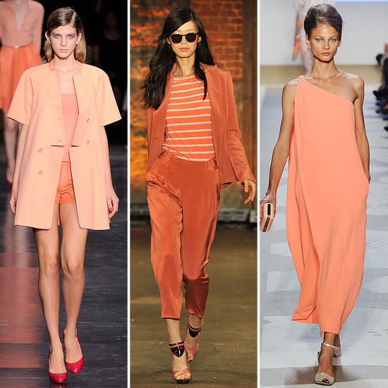 Colour Report: Coral Hues