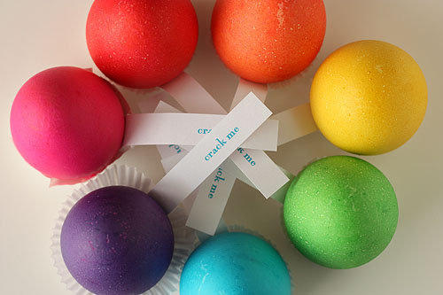 Crafts: An Easter Rainbow of Surprises