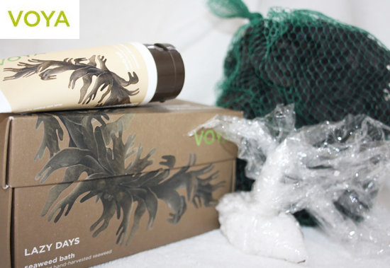 Voya Lazy Days Seaweed Bath
