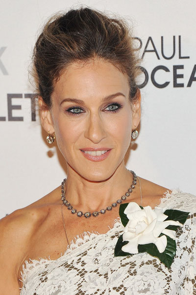 September 2011: New York City Ballet Fall Gala