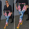 Beyonc Floral Pants