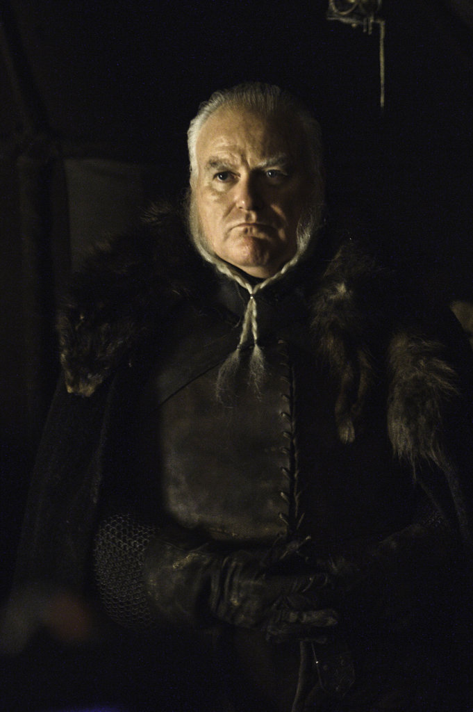 Ron Donachie as Ser Rodrik Cassel on Game of Thrones.  Photo courtesy of HBO