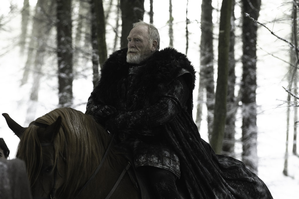 James Cosmo as Jeor Mormont on Game of Thrones.  Photo courtesy of HBO