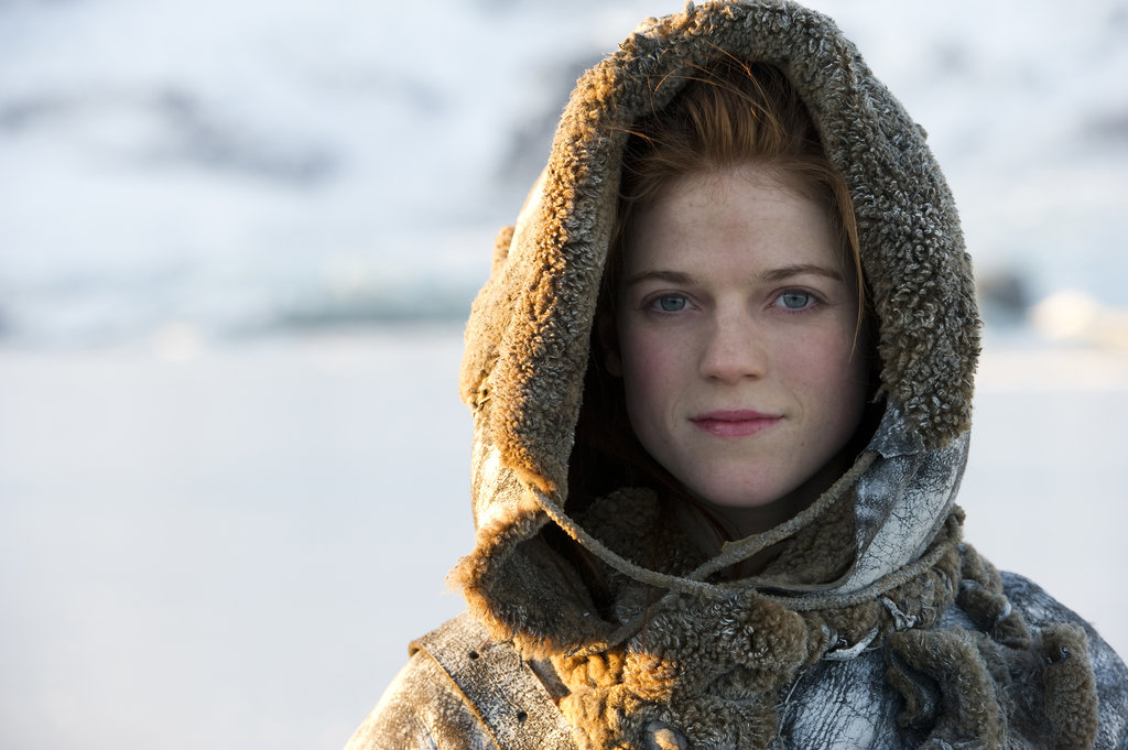 Rose Leslie as Ygritte on Game of Thrones.  Photo courtesy of HBO