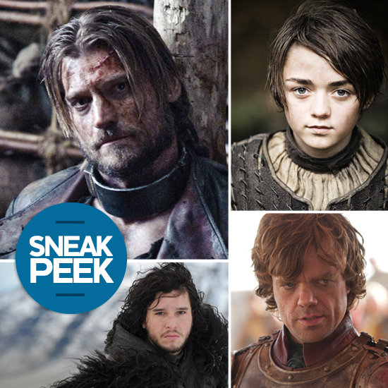 Sneak Peek: More New Pictures From Game of Thrones Season 2!